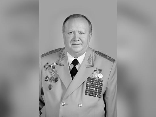 Умер бывший глава ГУВД Кубани Александр Сапрунов