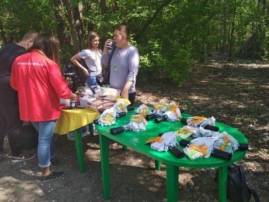 «Чистые игры» прошли в Волгограде