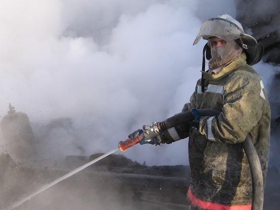 11 мая в Ивановской области горели лес, частные дома, автомобиль
