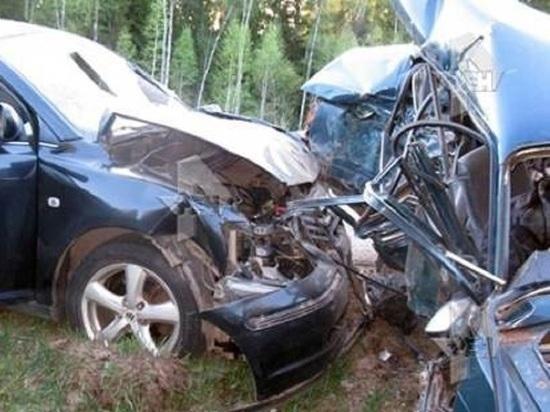 Четверо погибших: в Ярославской области произошла крупная авария