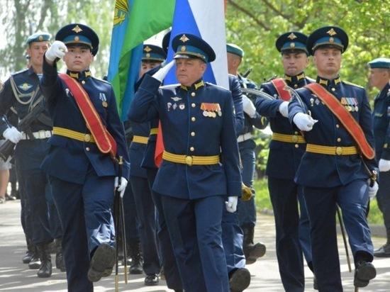 Ивановские десантники отметили юбилей