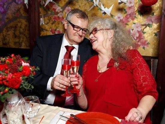 Как складываются браки пожилых людей