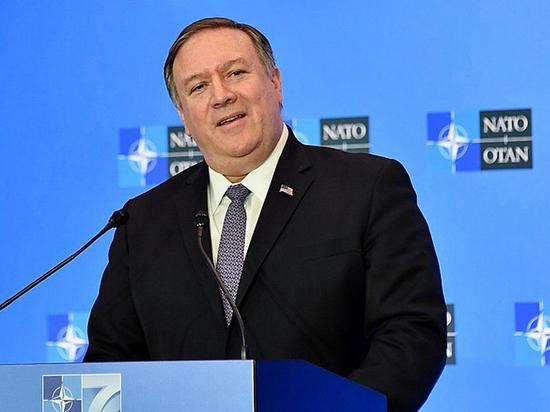 Визит госсекретаря США: что везет в Россию «хардлайнер» Майк Помпео