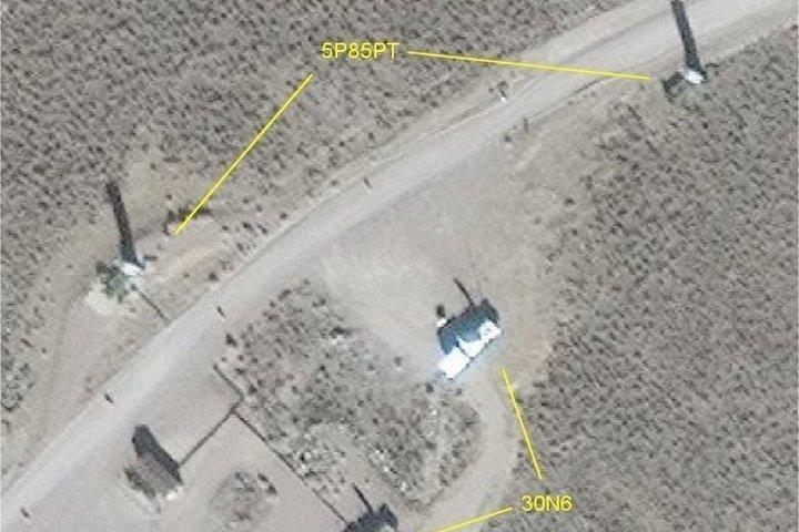 В Сети появились снимки системы С-300 в США