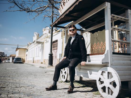 Ключ от Евпатории: городские секреты актера Сергея Толстых