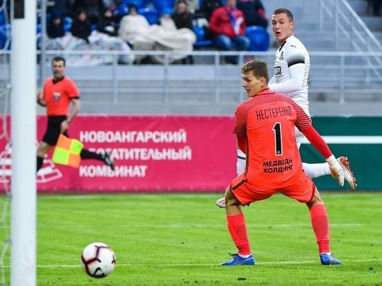 «Краснодар» в гостях разгромил красноярский «Енисей» со счётом 4:0