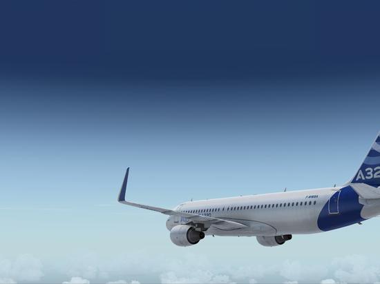 В Краснодаре экстренно сел самолёт из Антальи