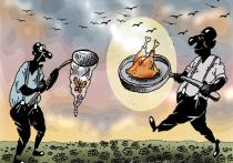 Россия догнала и перегнала США по дешевизне курицы