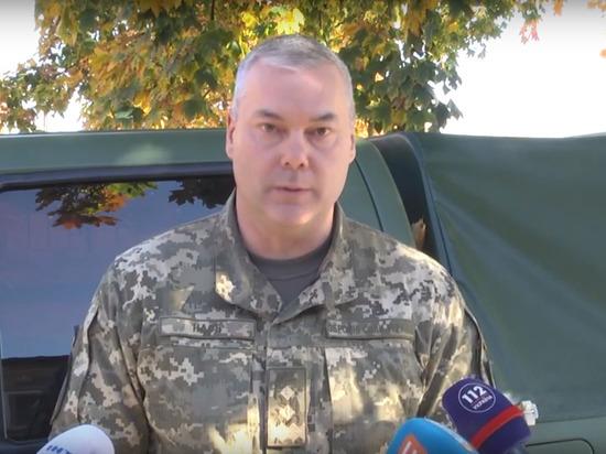 Бывший глава ООС: Украина способна вернуть Донбасс за сутки