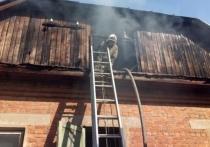 4 техногенных пожара потушили тульские огнеборцы за сутки