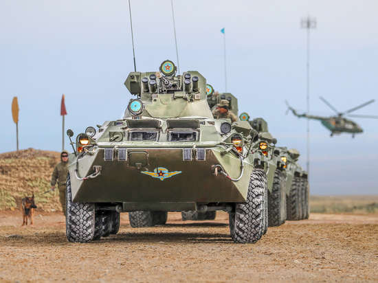 Военнослужащие Вооруженных сил РК сдали главный «экзамен» этого года на «отлично»