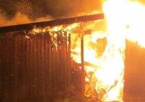 12 мая в Ивановской области сгорел 8-квартирный дом