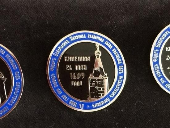 Новые сувениры появились в туристическом центре Кинешмы