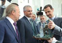 Президенту Сирии всегда будут рады в Крыму - Аксенов