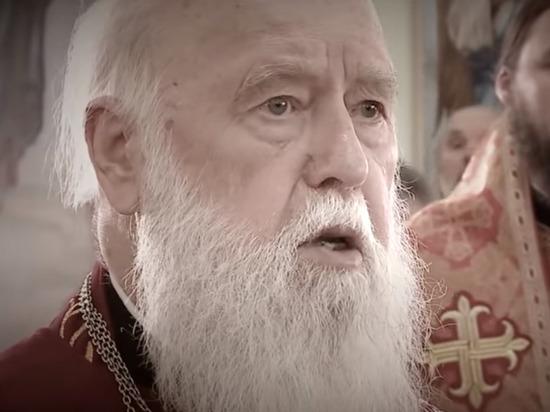 Патриарх Филарет заявил, что новая церковь Украины раскололась