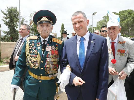 Кнессет отмечает День Победы над нацистской Германией