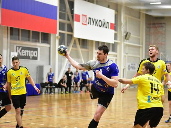 Ставропольские гандболисты совершили в Краснодаре чудо