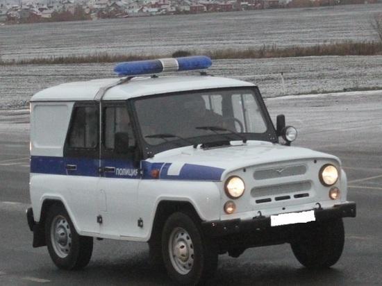 Мужчина пытался угнать полицейский Уаз у калужского участкового