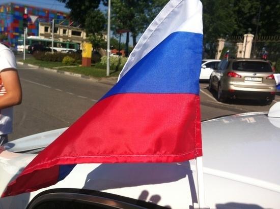 Задержаны ульяновцы, укравшие перед 9 мая российские флаги