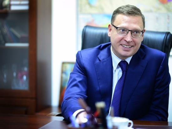 Омский губернатор приблизился к Кадырову