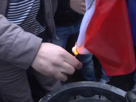 В Армении губернатором назначили политика, растоптавшего флаг России