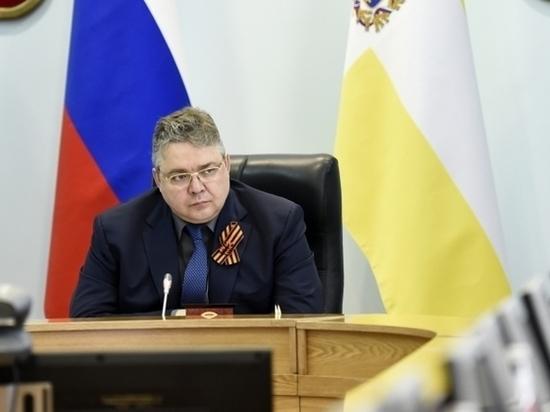 Исследование Кремля: ставропольский губернатор вышел в лидеры