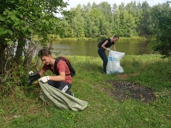 Ярославцев приглашают на уборку берегов Рыбинского моря