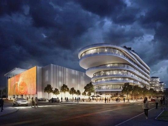 Для СМИ Петербурга планируют построить клон китайского торгового центра
