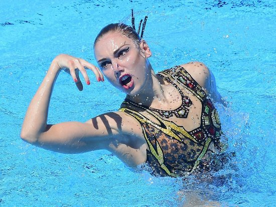 Лицензии на Олимпийские игры-2020 Россия получила в домашней воде
