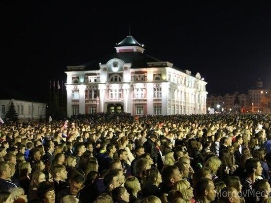 В Саранске не будут сильно тратиться на День города