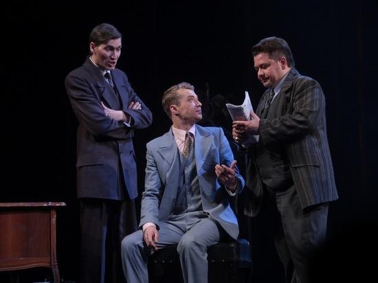 В Тверском театре драмы искали убийцу старой дамы