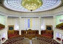 25 апреля украинский парламент принял закон «Об обеспечении функционирования украинского языка как государственного», где закрепил исключительные права украинского языка