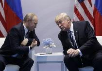 СМИ: США запросили у России встречу Путина и Трампа