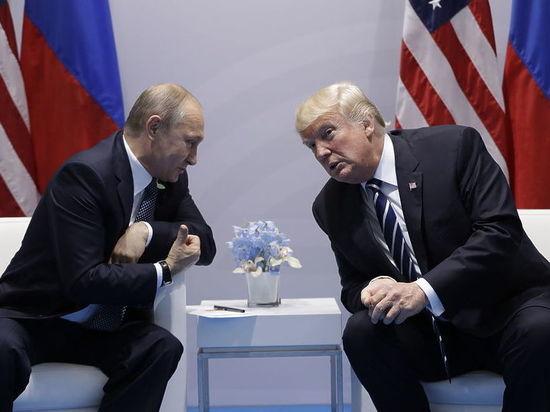 Американцы ждут ответа Кремля