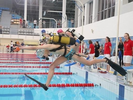Мордовские пловцы успешно выступили в Санкт-Петербурге