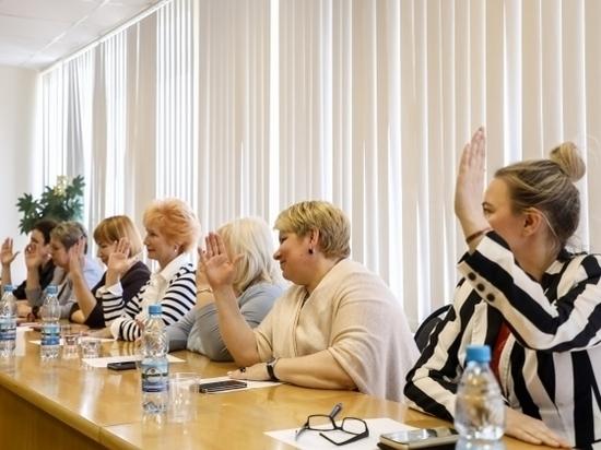 Волгоградский Союз женщин проголосовал за продолжение работы Бочарова