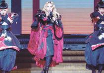 Мадонна объявила о гастрольном туре совместно с лондонским театром «Палладиум»
