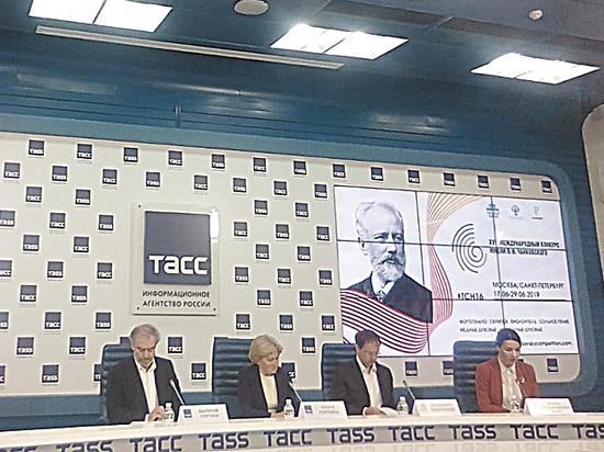 Стали известны участники конкурса Чайковского