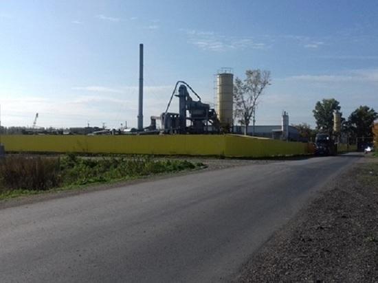 Томский асфальтовый завод «Беформ» хотят признать банкротом