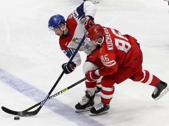 Сборная России по хоккею обыграла чехов на ЧМ