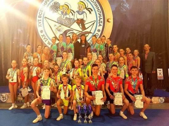 Команды Чувашии получили первые места во всех категориях Всемирной танцевальной олимпиады