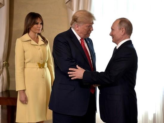 Эксперты предположили, что именно могут обсудить два президента
