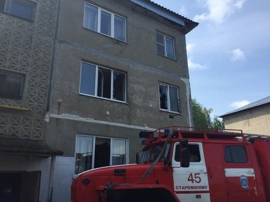 Рязанец убил бывшую жену, сжег квартиру и покончил с собой