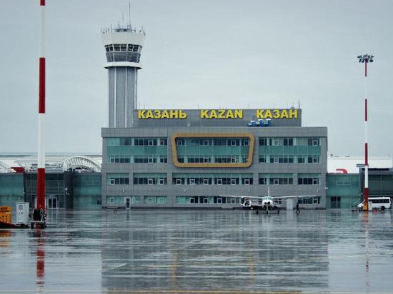 """В Казани задержан пассажир, заявивший о """"бомбе"""" в самолете"""