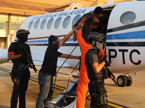 Малайзийские спецслужбы задержали готовивших теракты боевиков ИГ
