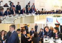 Губернатор Ивановской области встречается с коллегами из России и Японии