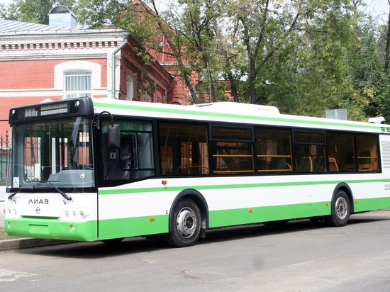 Москва подарила Ярославлю 73 автобуса