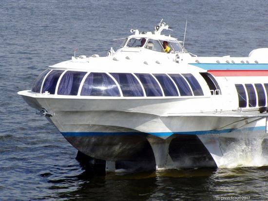 В Комсомольске-на-Амуре уровень реки не позволяет начать навигацию
