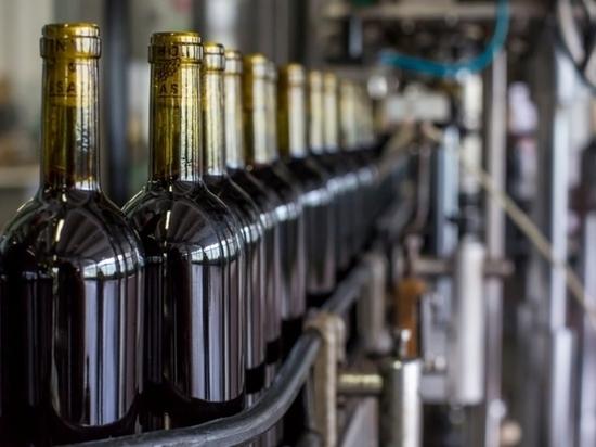 В Крым снова начали поставлять тару для вина