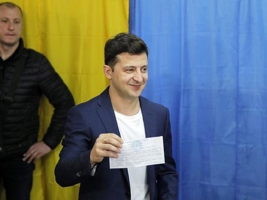 В МИД выразили надежду на четкую позицию Зеленского по Донбассу